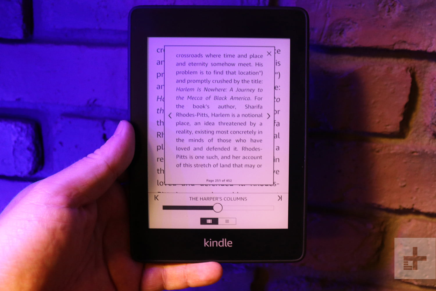 Kindle Paperwhite (2018) review   Digital Trends