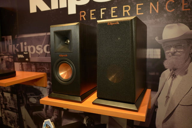 klipsch shows reference premiere wireless home theater system 6788