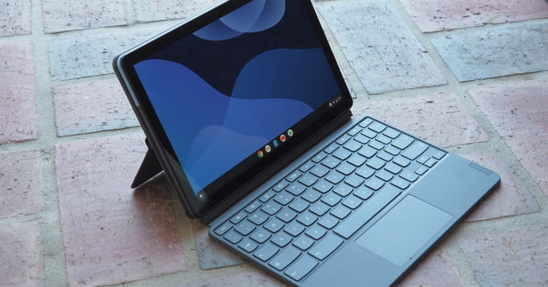 Lenovo IdeaPad Duet review: A great Chrome tablet at an amazing price