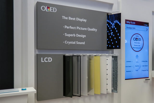 LG Display Tech CES