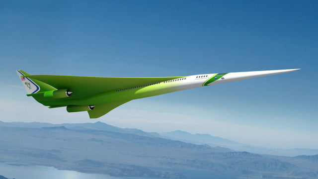 high speed concepts that could mark the return of supersonic travel lockheed martin n 2 jet 4