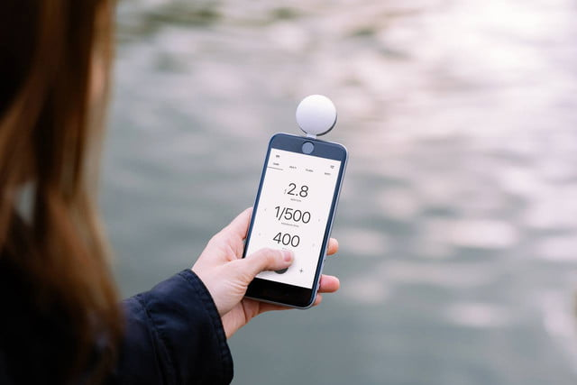 awesome tech you cant buy yet zombie fish bait lumu power  smartphone light meter