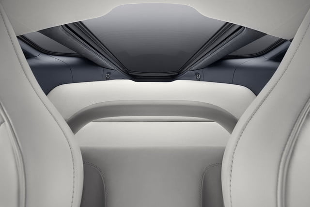 the recently revealed mclaren gt is a road trip ready supercar grand tourer 2019 interior 3