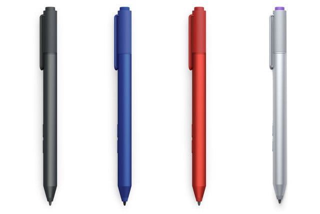 Microsoft Surface 3 pens