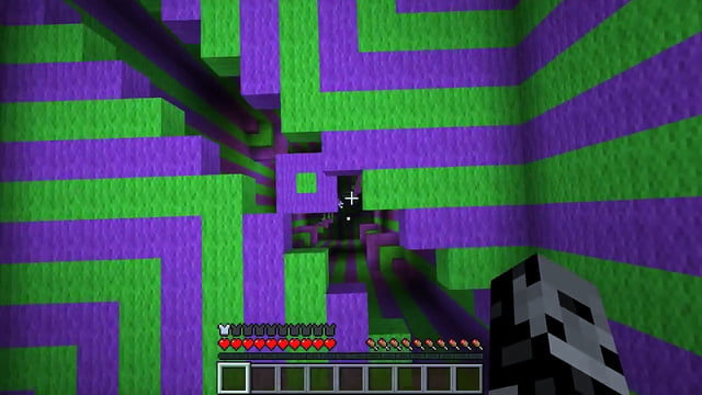 best minecraft creations and maps dropper 1