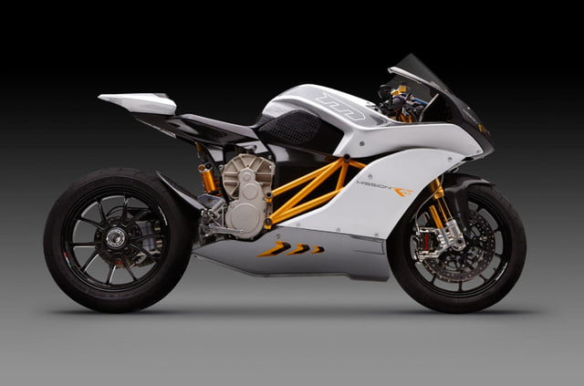 missions hot new 160hp electric motorcycles one gear plus reverse 150mph and no shifting mission moto rs right side