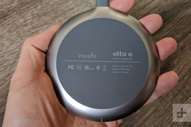 Moshi Otto Q wireless charging pad