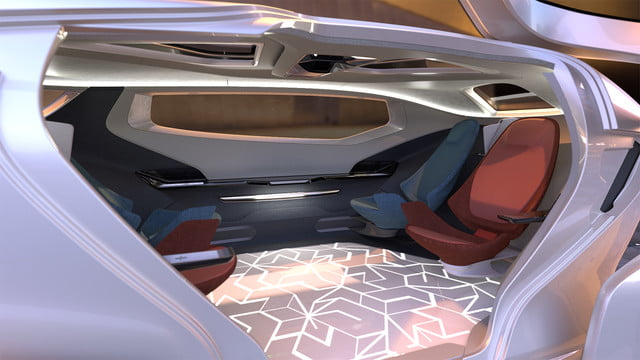 nevs inmotion concept private mode