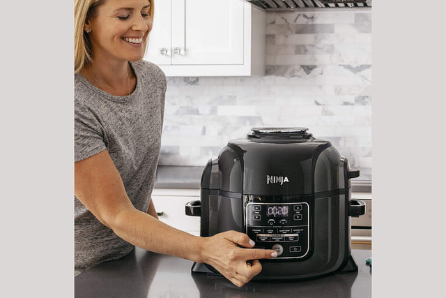 amazon slices 50 off instant pot ultra and ninja foodi pressure cooker prices op301 2  1