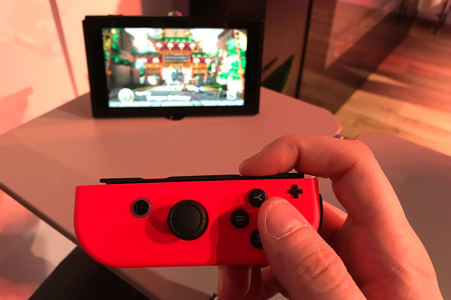 Nintendo Switch | Our First Hands-On Impressions, Pics, and