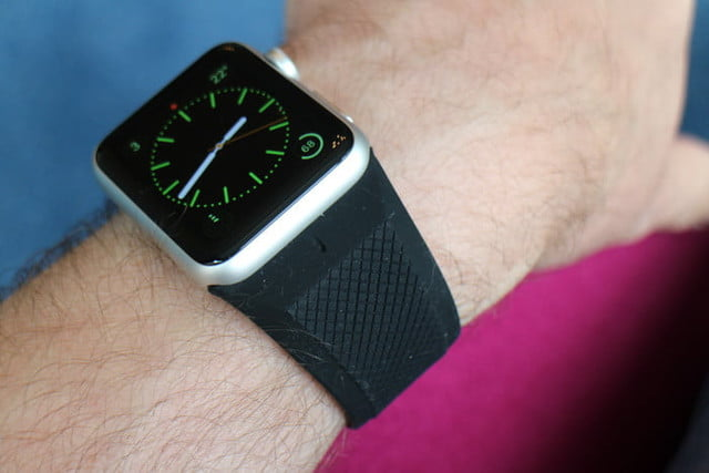 best Apple Watch bands Nomad Sport Apple Watch Strap