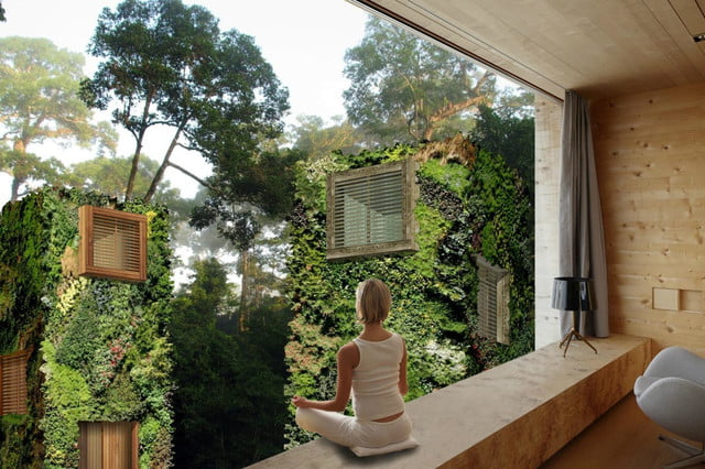 raimond de hullu oas1s community makes houses look like trees green building home 3