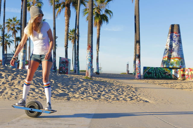 onewheel electric skateboard lifestyle image 8
