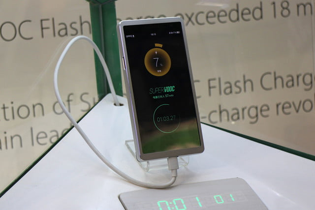 Oppo Cures Camera Shake, Creates Fast Charging Batteries