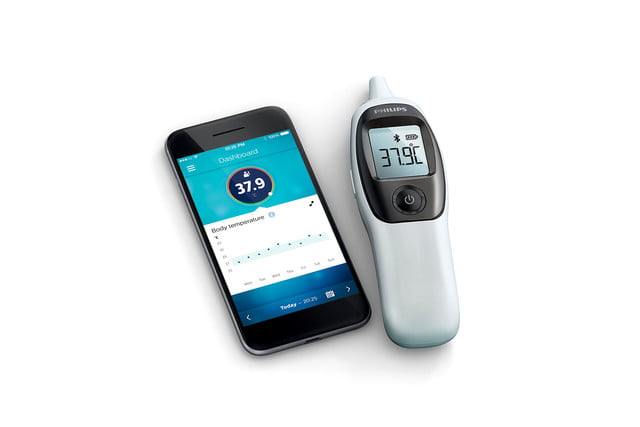 Philips ear thermometer