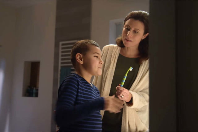 philips sonicare bluetooth toothbrush has a coaching app for kids connected usp3 00