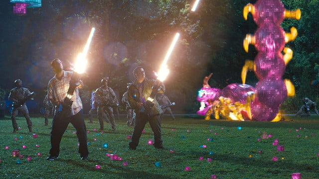 pixels review movie 4