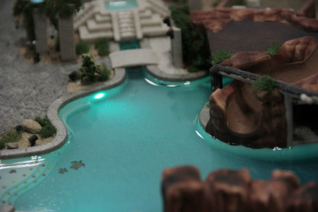 first 3d printed pool model 4