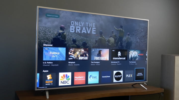 Vizio P-Series 2017 Review (P55-E1, P65-E1)