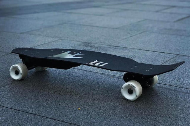 arc boards electric skateboard pure carbon 5