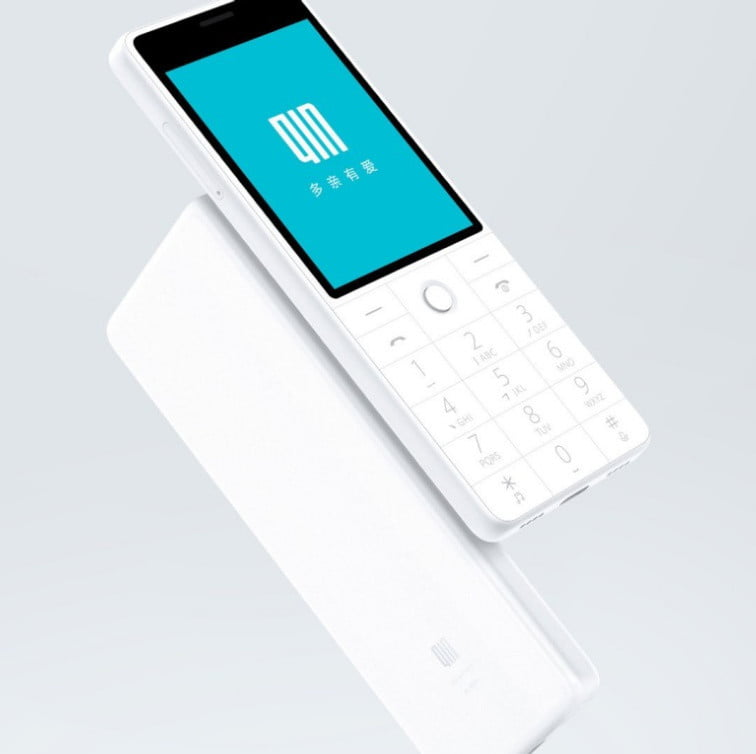 The Qin Phone is a Super-Cheap Feature Phone With A I  and