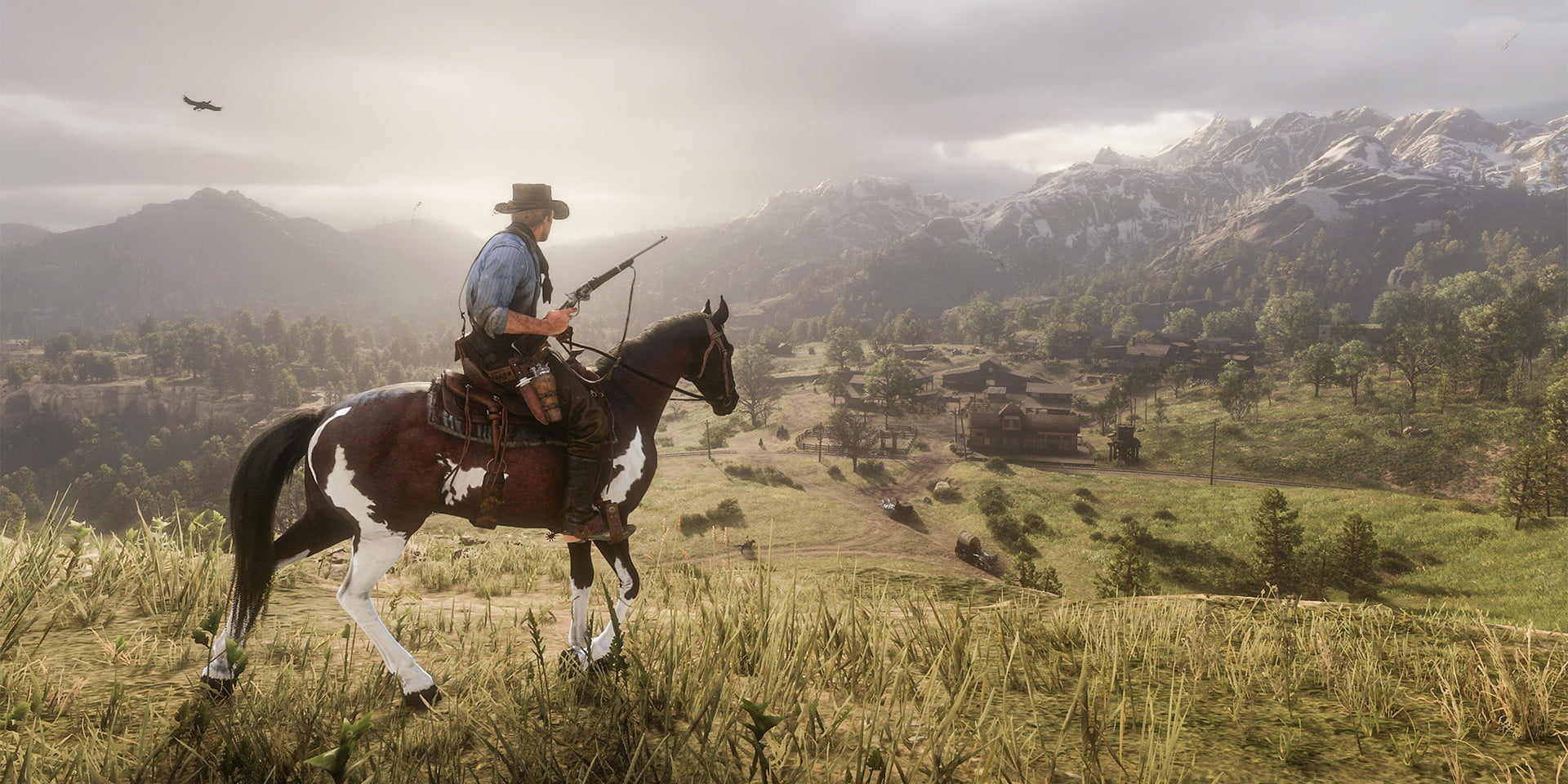 Red Dead Redemption 2 Review The New King Of Open World