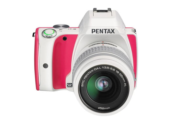 ricoh adds sweet touch dslrs candy colored pentax k s1 ks1 8