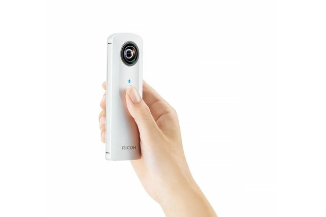 ricoh gets forefront 360 degree panorama trend new theta camera 6