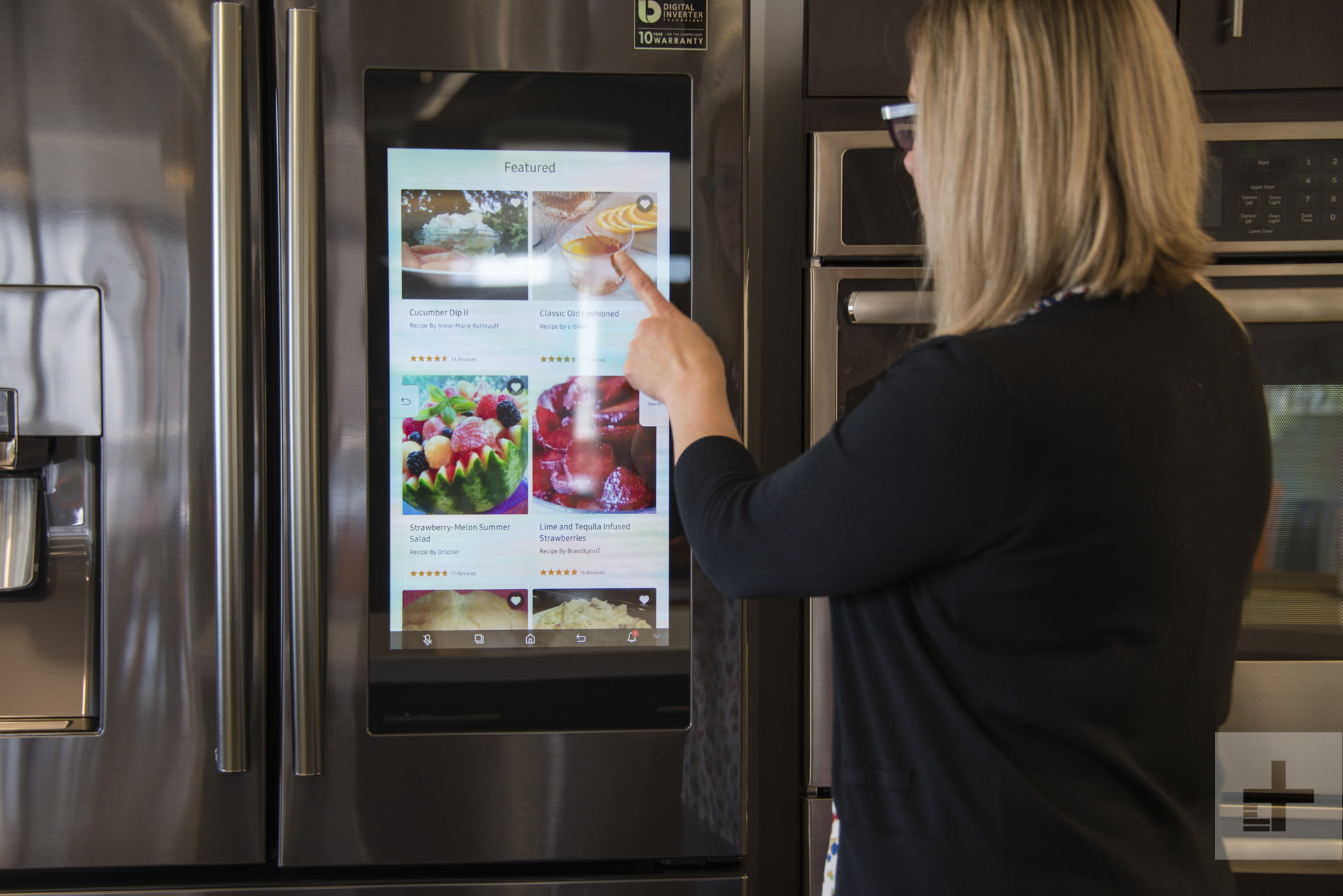 Samsung Family Hub Refrigerator Review: Brains With A Cool