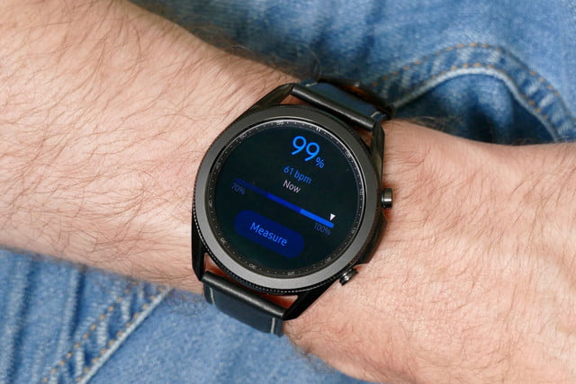 samsung galaxy watch 3 review blood oxygen