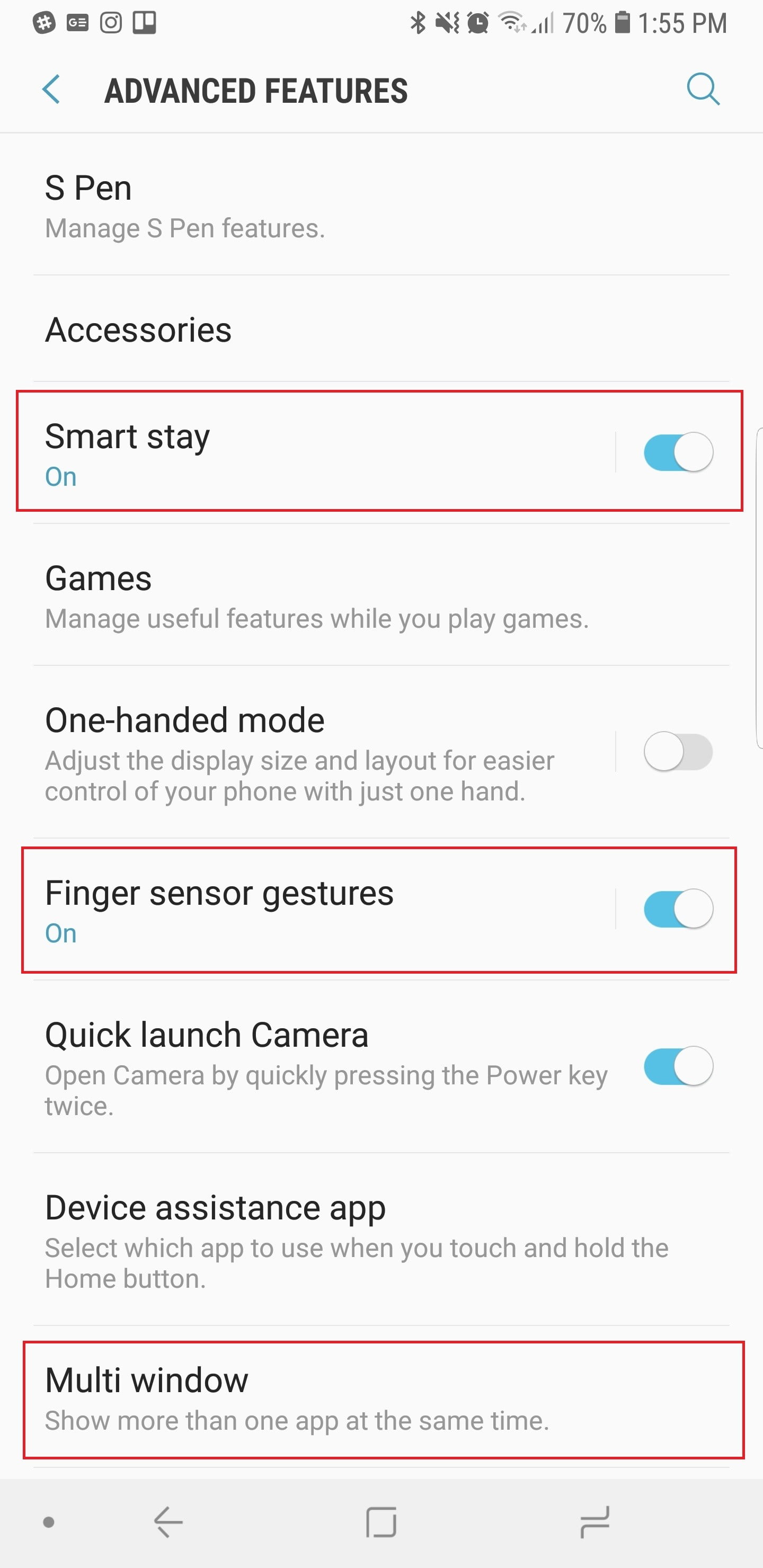 Samsung Galaxy Note 9: 10 Settings You Need to Change Now
