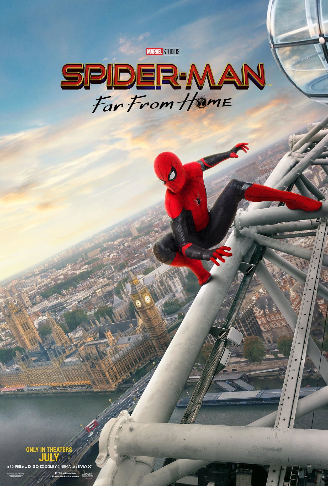 Spider-Man: Far From Home: Everything We Know About the