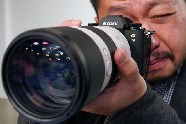 sony a9 full frame camera announced hands on 5