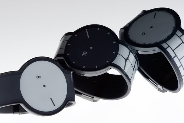 design sonys e ink watch revealed sony first flight 6