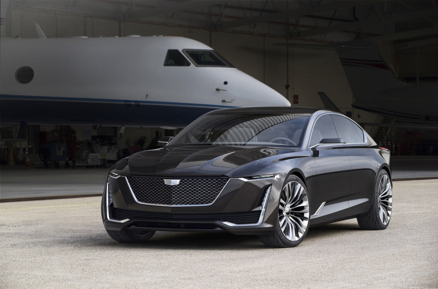 Cadillac Escale Concept Slated for Production in 2021, Report Says | Digital Trends