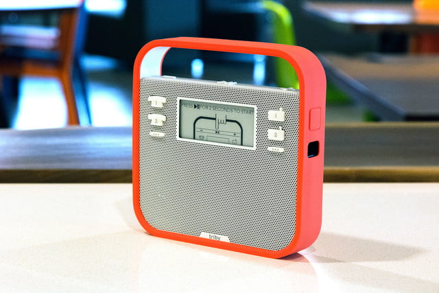 triby is the first non amazon alexa device radio counter1