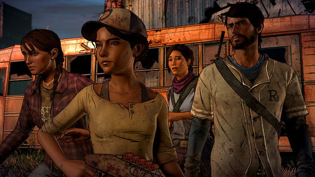 Telltale's The Walking Dead Season 3: First Impressions
