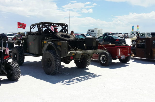 Salt Flats survival guide