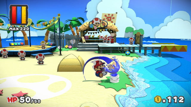 paper mario color splash fan backlash wiiu papermariocolorsplash e32016 scrn 01