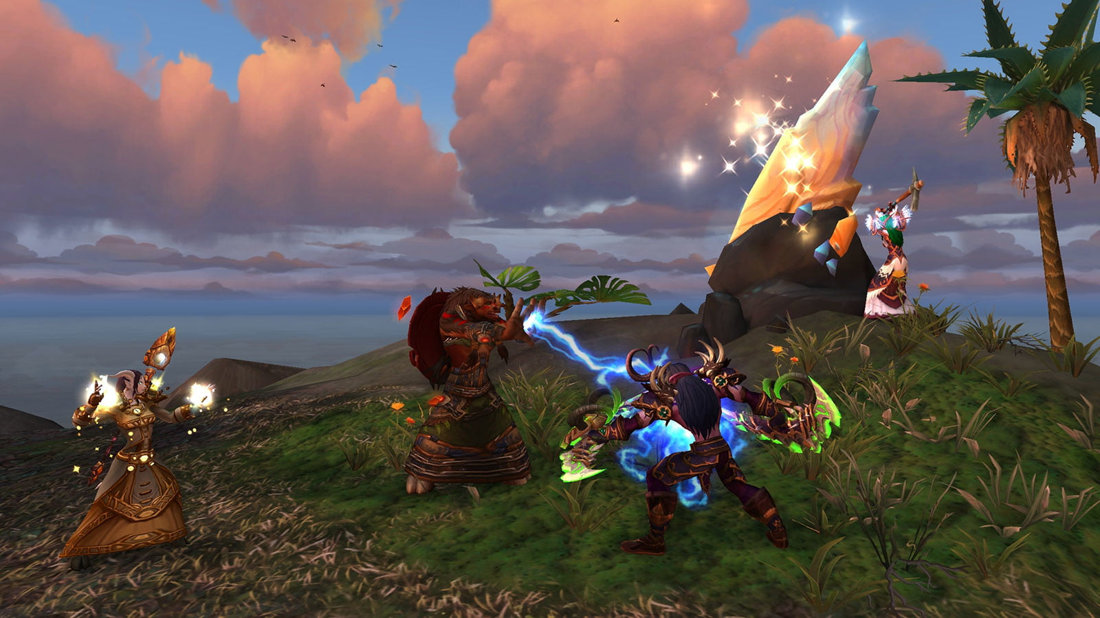 Battle for Azeroth Review: An Explosive Start That Fizzles