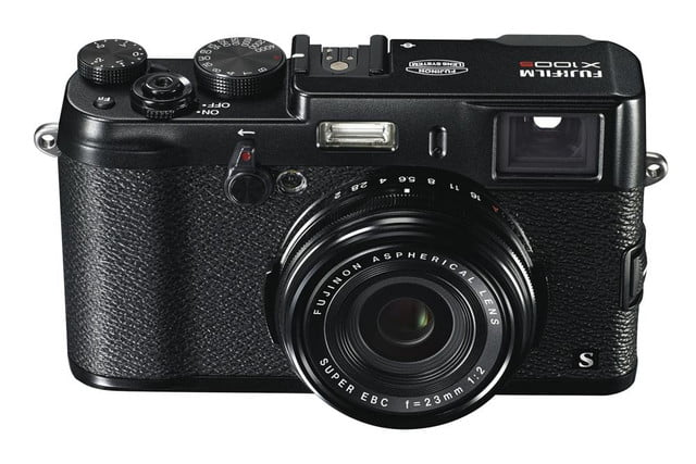 fujifilm ces 2014 announcements x100s black front high angle
