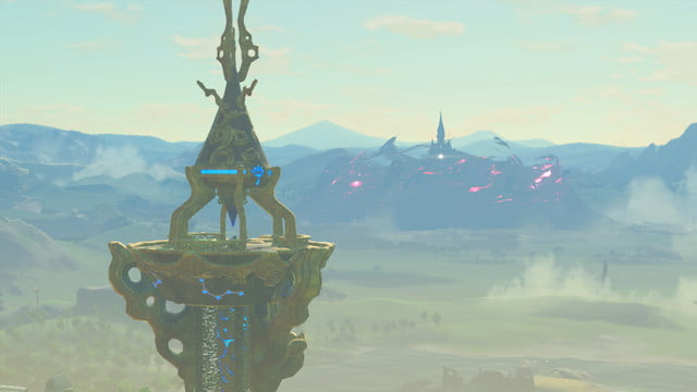 legend of zelda breath the wild news gameplay 0006