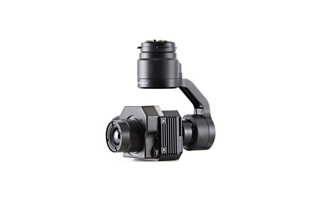 drone giant dji targets industry with specialist thermal imaging camera zenmuse xt flir 5