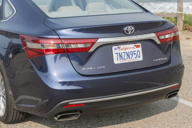 toyota avalon hibrido 2018 limited 23