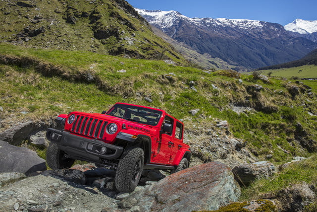 revision jeep wrangler sahara unlimited 2018 all new  rubicon