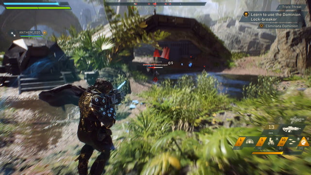 revision videojuego anthem bioware hands on preview 24