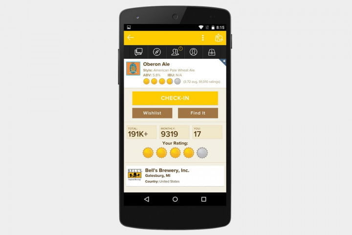 mejores apps 4 julio best july android untappd 720x480 c