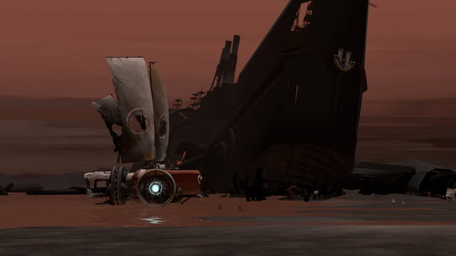 revision far lone sails farlonesails screenshot09 sunsetwreck