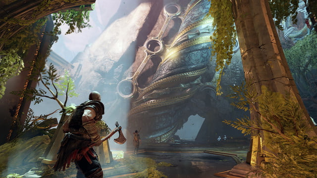god of war revision gow screens review 05