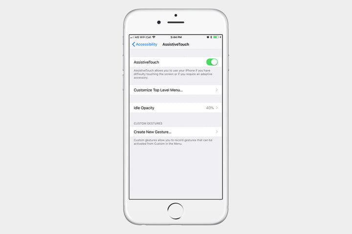 como hacer una captura de pantalla con el iphone ios 11 screenshot 5 2 720x720